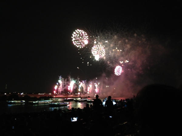 Tachikawa fireworks